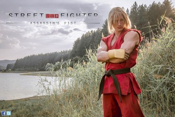 STREET FIGHTER ASSASSIN'S FIST Images, Poster and Ryu Trailer