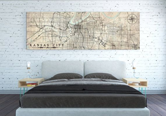 14 best Kansas City History - Maps images on Pinterest   Kansas city ...