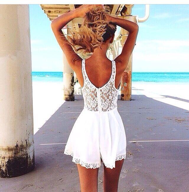 Summertimes See through dress