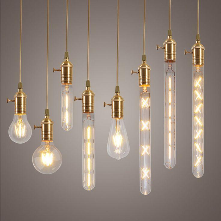 Best 25+ Edison led ideas on Pinterest | Vintage led bulbs ...