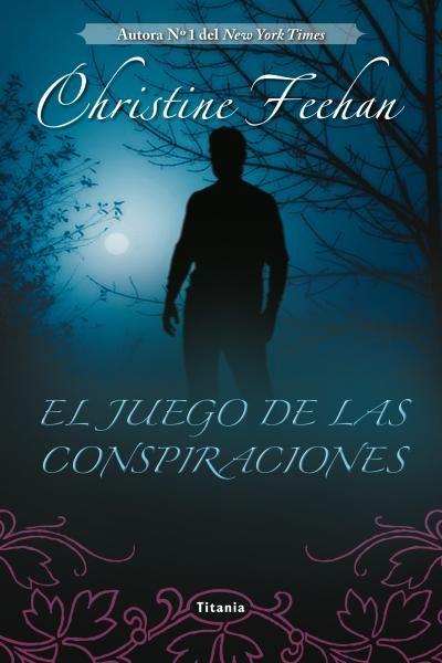 """""""SOLDADOS FANTASMA"""" #4 - El juego de las conspiraciones // Christine Feehan (Ediciones Urano)"""