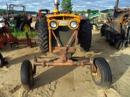 Tractor Salvage Yards : Best images about minneapolis moline ag equipment on