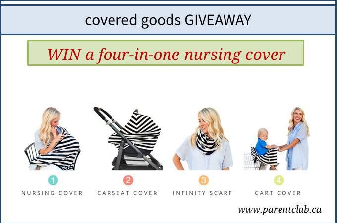 Thiscovered goods giveaway is perfect for expectant parents, baby showers, and Moms of newborns. Enter for your chance to WIN!…