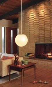 Mid Century Modern Fireplace Design 55 best mid century fireplaces images on pinterest | architecture
