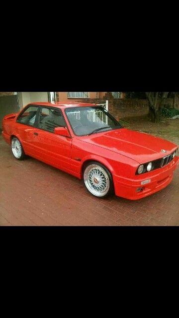 The greates collectors item one could have. The BMW E30 325is south Africa