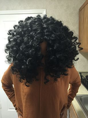 Afro, curls, and kinky image