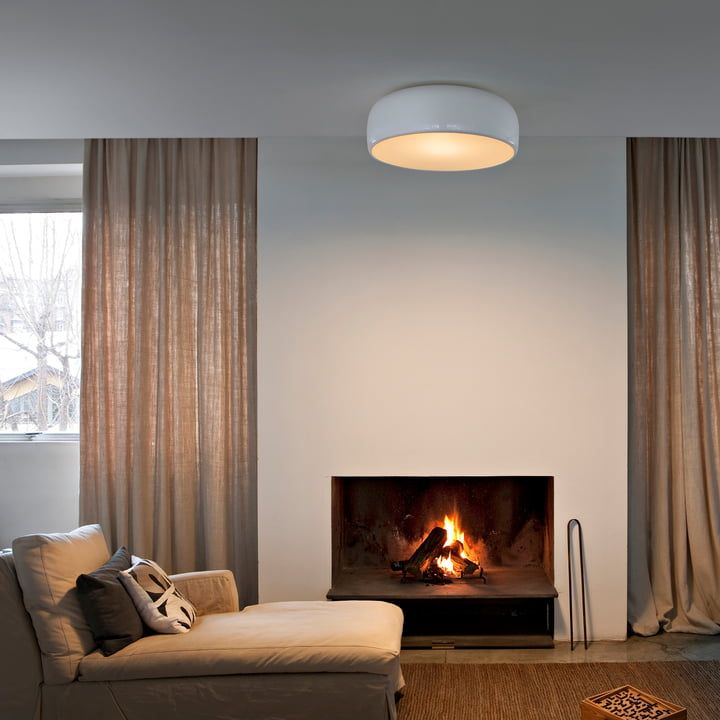 Beleuchtung im Wohnzimmer: Tipps & Ideen\' | Deckenlampe ...