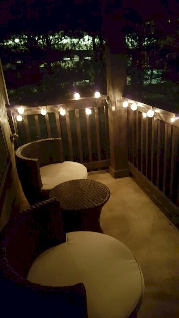 Bedroom Balcony Deck Ideas