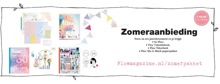 flow zomercampagne