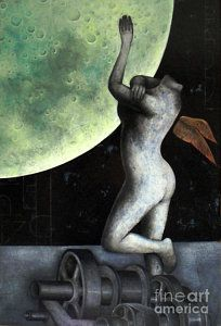 Swan Song Art Print by Craig LaRotonda