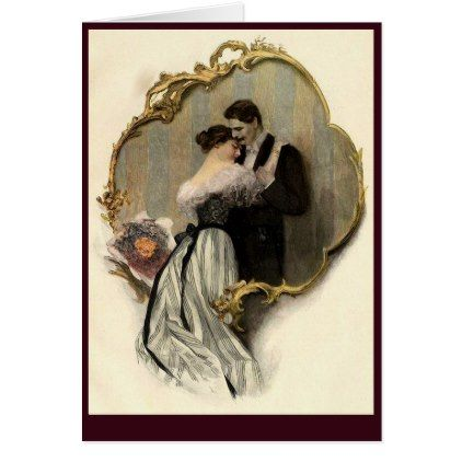 Wedding Greeting Card For Groom and Bride - romantic wedding gifts wedding anniversary marriage party