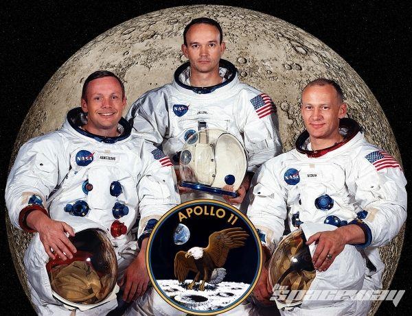 Аполлон-11. 47 лет назад