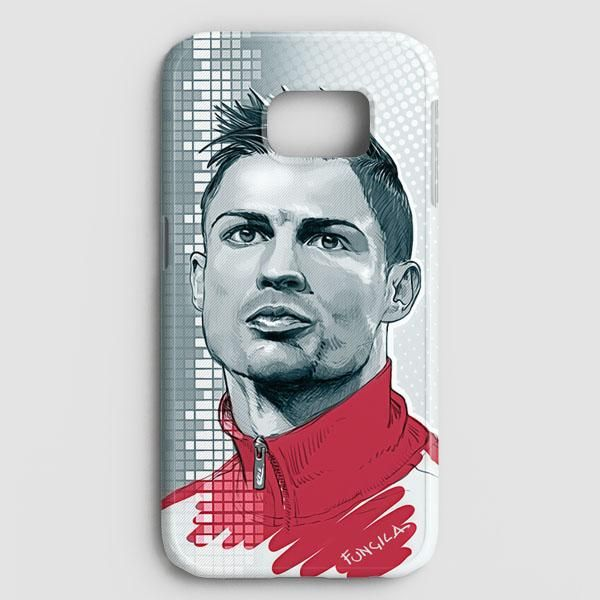 Cristiano Ronaldo Portugal Samsung Galaxy Note 8 Case