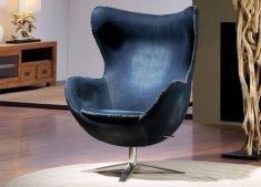 Fauteuil moderne : Collection EGG JEAN