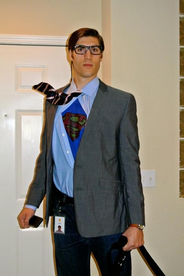 25+ best ideas about Clark kent costume on Pinterest