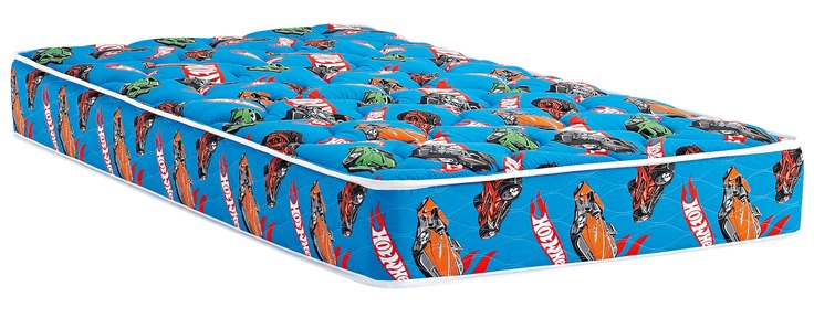 Hot Wheels Mattress by Sealy from Harvey Norman New Zealand