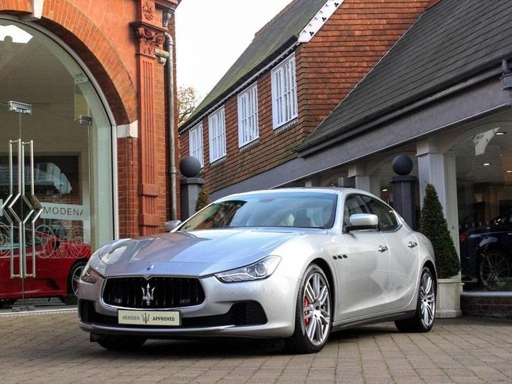 Maserati Ghibli for sale in United Kingdom | Classic and Performance Car