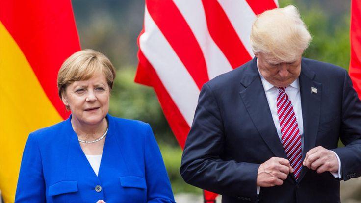 La canciller alemana visitará a México los próximos 9 y 10 de junio y podría ayudarnos a pelear contra Trump