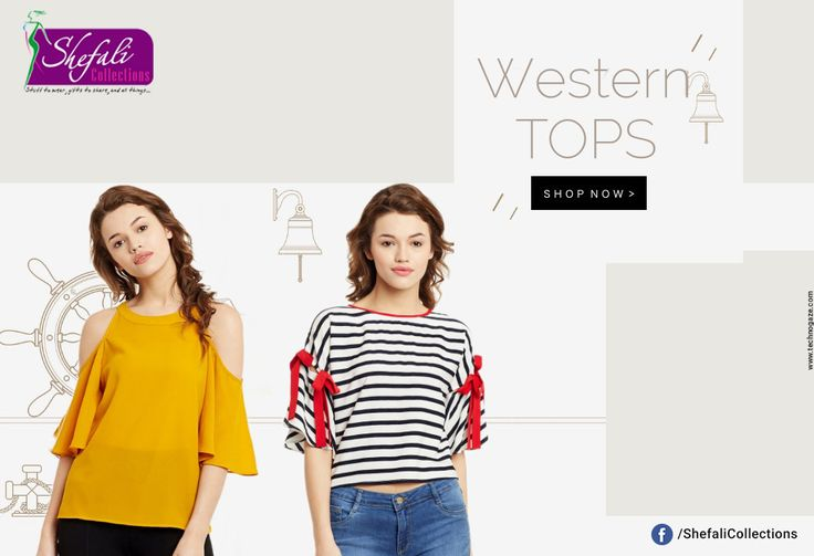 Western Tops !! Shop Now- Call @ 9993339994 #ShefaliCollections #Clothes #Fashion #Brand #Style #Dresses #WesternWear #Kurtas #Tops #Jeans #Suits
