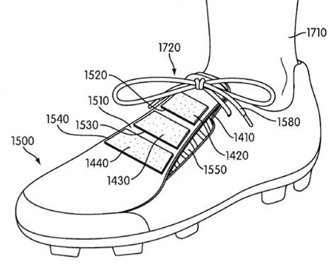 NIKE PATENT THE ULTIMATE FOOTBALL BOOTS?