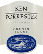 """Ken Forrester has one of the best Chenin Blanc 's in South Africa. On top of that you can enjoy a gourmet meal and taste his wine in his own restaurant called """"96 Winery Road"""" in Somerset West, Cape Town"""