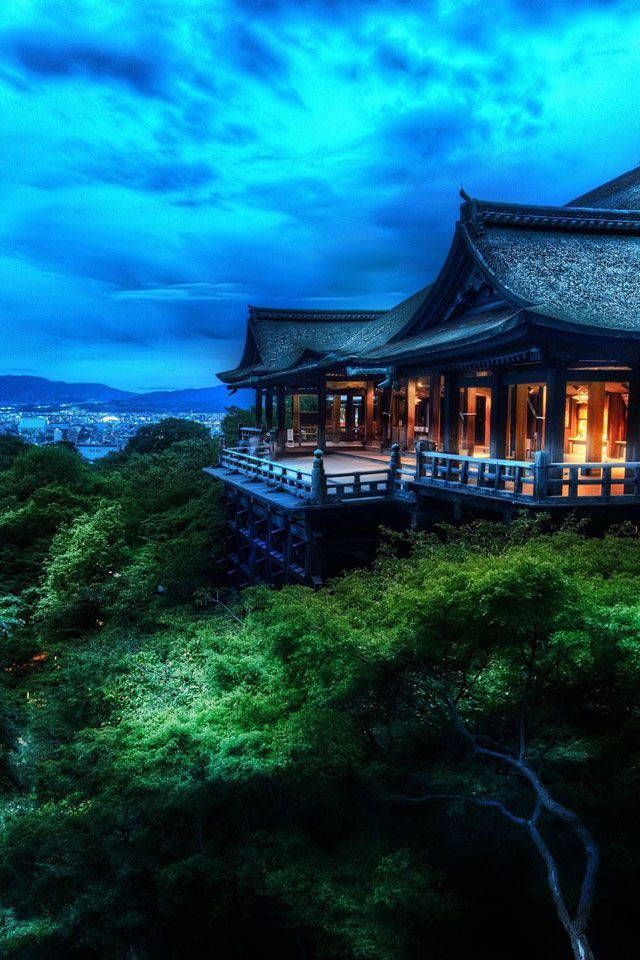 Kiyomizu-dera temple, Kyoto, Japan. #travel Our trip planner recommends to see it the fourth day http://www.way-away.com/travel-itineraries/japan/japan-in-14-days-for-independent-travellers/?wahash=bc4c27595dcfdf5f2552cea96b659be6