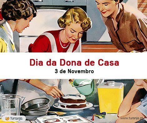 O Dia da Dona de Casa tem como objectivo honrar a mulher por todo o seu esforço em tornar uma casa num lar, onde a família possa viver confortavelmente e com amor.
