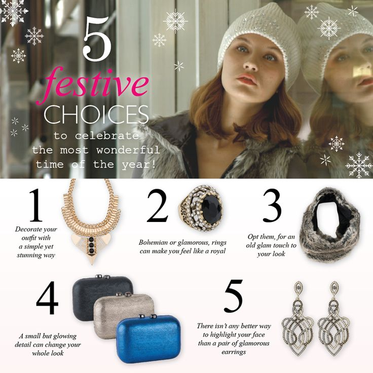 Make your own statement this Christmas time!  Shop now at: www.achilleasaccessories.gr