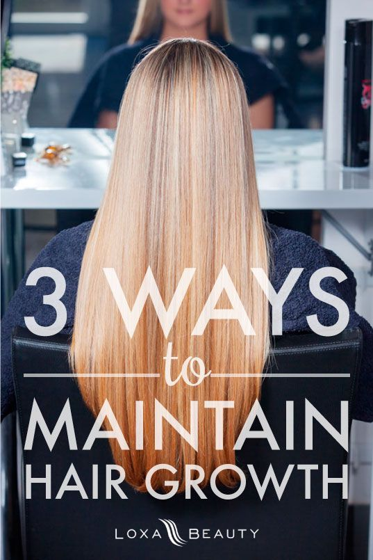 Have long hair and want to maintain it's growth?Do so with these 3 steps!