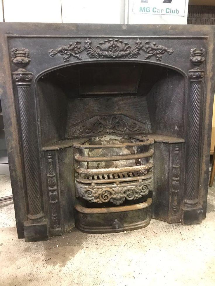 Best 25 Cast Iron Fireplace Ideas On Pinterest