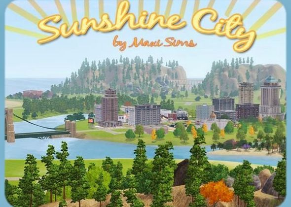 The Sims 3 Custom Content Worlds Downloads
