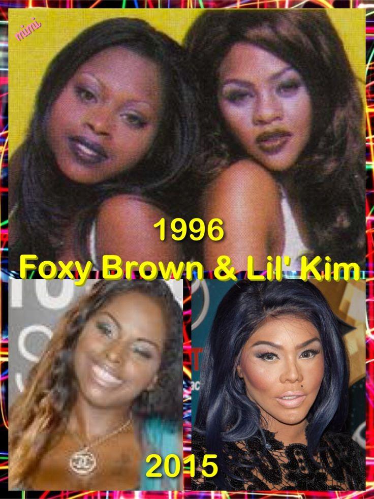 Foxy Brown Boob 111