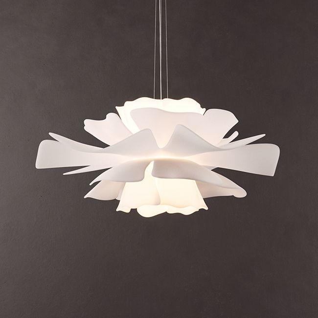 Love Me Not Paper Chandelier Art Deco Lamps Paper Light
