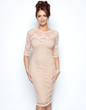 I love the Amy Childs Lacey Pencil Dress. I rarely do a deliberate search for a specific look, but I am seriously considering actually making my first online dress purchase once I figure out sizing ...