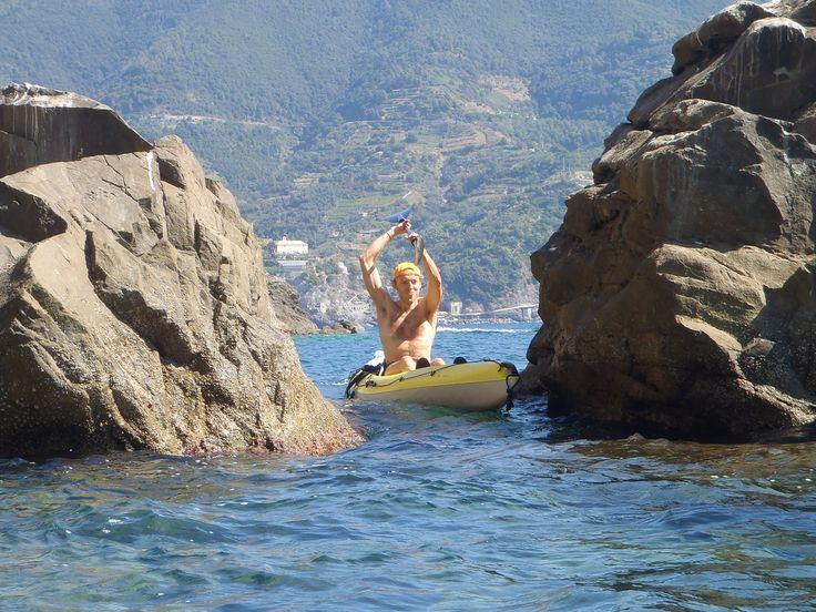 Monterosso al Mare nel La Spezia, Liguria
