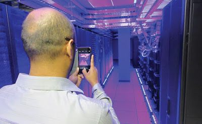 Technology Industry News: Commercial HVAC Contractors Keep Data Centers Heal...