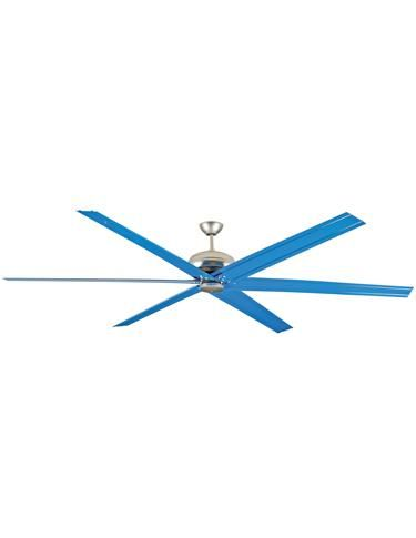 A New Wave Of Customizable Ceiling Fans Has Crashed Ashore