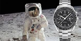 First watch on the moon #OMEGA #Speedmaster