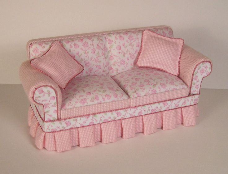 70 best Sofa Dollhouses images on Pinterest | Doll houses ...