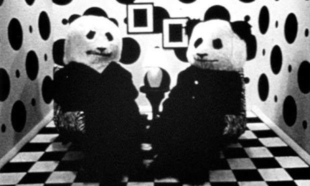 Still from On the Marriage Broker Joke (1977-79), a film by Owen Land