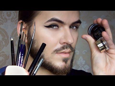 Očné linky + Návod ako ich naniesť / Eyeliners + How To Apply Them - YouTube