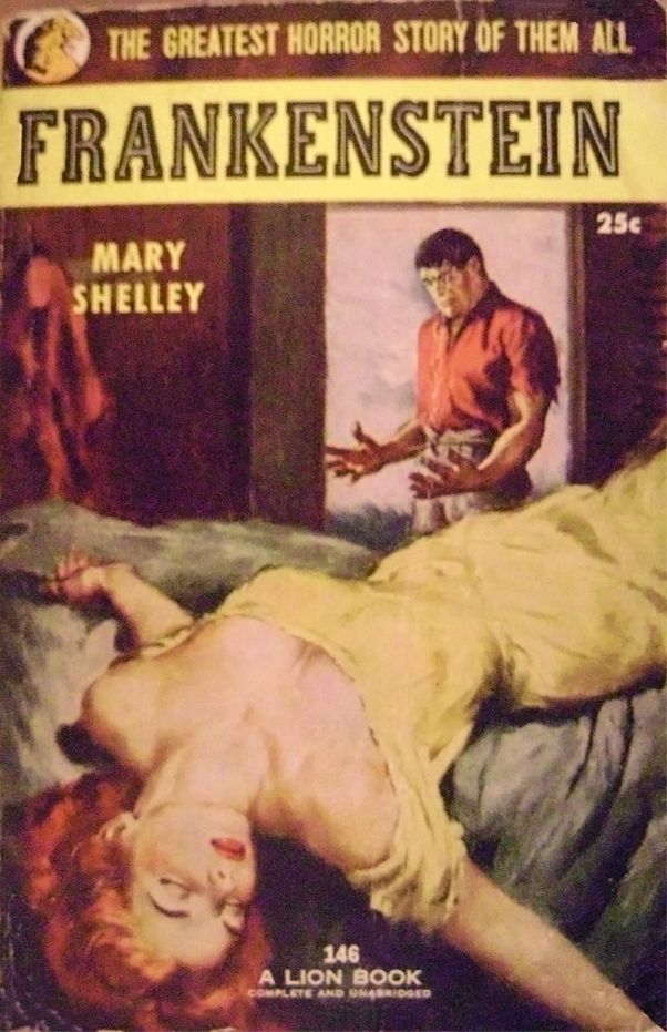 an overview to mary shelleys horror story frankenstein Two hundred years ago, mary shelley's frankenstein hit the shelves for the first time for modern-day readers the tale of victor and his unfortunate monster is a classic horror story, a masterpiece of gothic fiction.