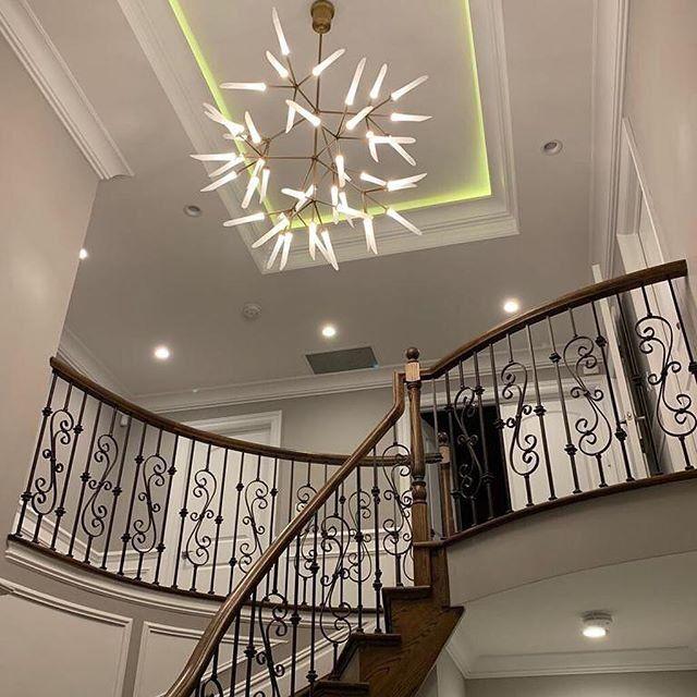 Spur Grande Chandelier Chandelier Tech Lighting Lighting