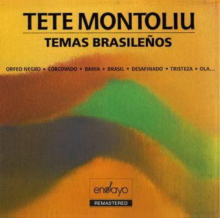 Beetle Blues: Temas Brasileños - Tete Montoliu