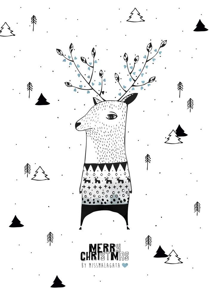 Por segundo año vuelven de nuevo las #PostalesSolidarias iniciativa de Lydia de Maow Design . Este año el Winter Proyect Life  viene con m...