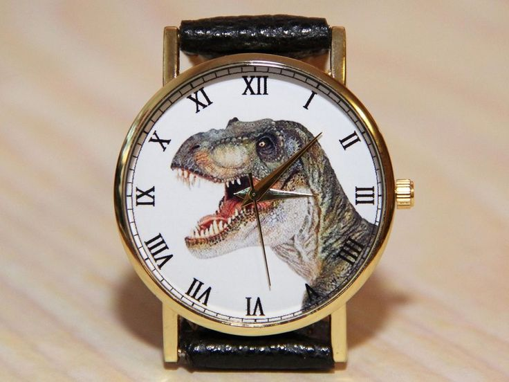 Wristwatch dinosaurs,unique watches, women watches, men's watch, bithday gift #Unbranded