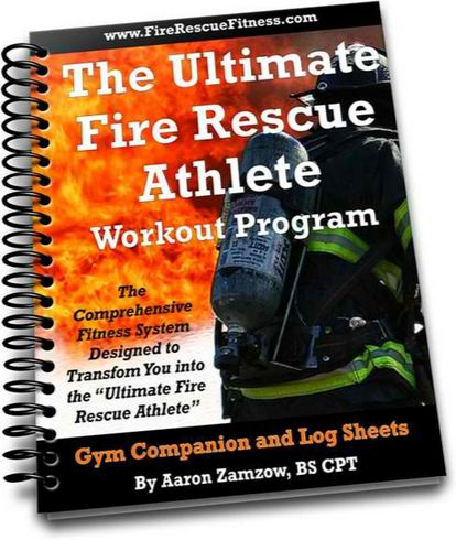 Ultimate Fire Athlete Workout | Firefighter Training Programs