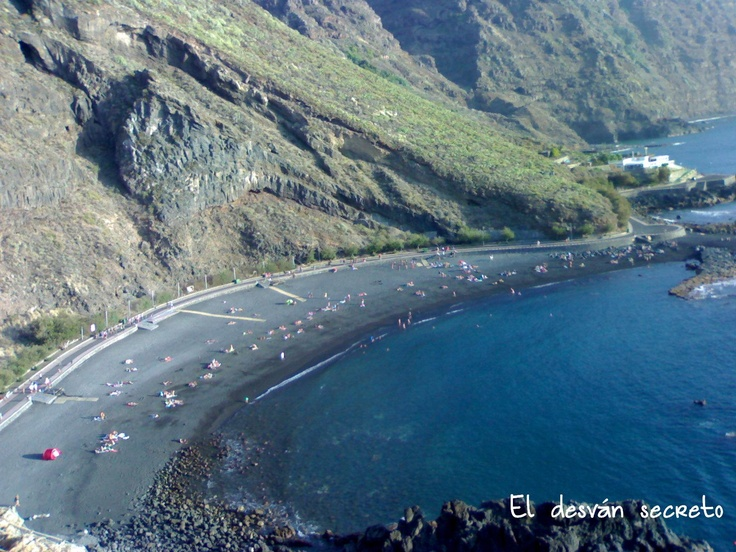 Playa mesa del mar, Tenerife