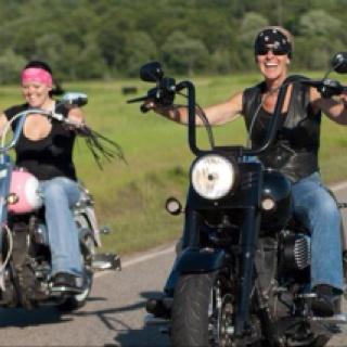 Lady riders :)