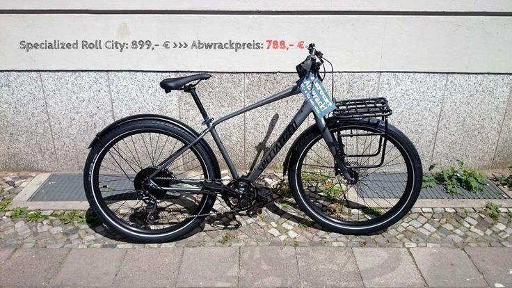 Radwelt Fahrradladen - Abwrackprämie für Fahrräder